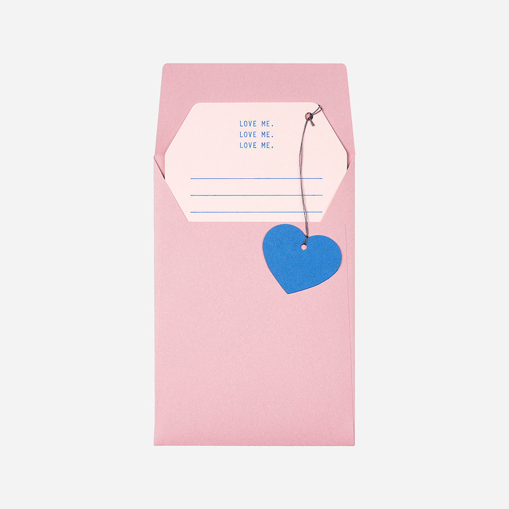 Message card - LOVE ME